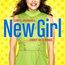 New Girl Zooey Deschanel TV Series 16x12 Print Poster