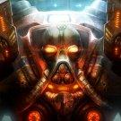 StarCraft Power Armor Painting Art 16x12 Print Poster