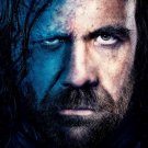 Game Of Thrones Sandor The Hound Clegane 16x12 Print Poster
