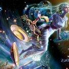 Libra Zodiac Astrological Sign Art 16x12 Print Poster