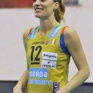 Francesca Piccinini Volleyball Sport 16x12 Print Poster