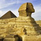 The Great Sphinx Pyramid Giza Egypt 16x12 Print Poster