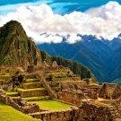 Machu Picchu Peru Landscape 16x12 Print Poster