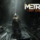 Metro Last Light Video Game 16x12 Print Poster
