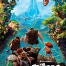 The Croods 2013 Movie 16x12 Print Poster
