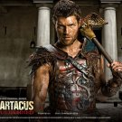 Spartacus War Of The Damned TV Series 16x12 Print Poster