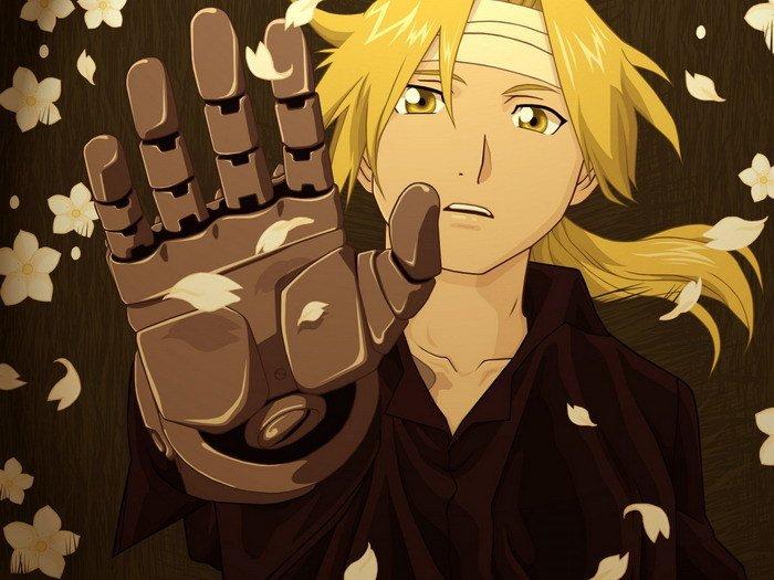 Fullmetal Alchemist Brotherhood Anime Art 16x12 Print Poster