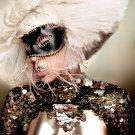 Lady Gaga Music Singer 16x12 Print Poster