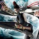Bayonetta Video Game CG Art 16x12 Print Poster