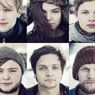 Of Monsters And Men Music Band 16x12 Print Poster