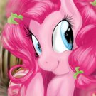 My Little Pony Friendship Is Magic Pink 16x12 Print Poster