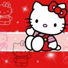 Hello Kitty Cute Art 16x12 Print Poster