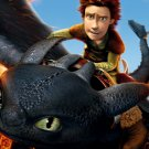 How To Train Your Dragon Movie 16x12 Print Poster