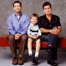 Two And A Half Men TV Series 16x12 Print Poster