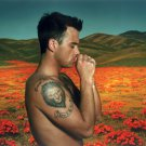 Robbie Williams Hot Singer Music 16x12 Print Poster
