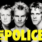 The Police Band Music 16x12 Print Poster