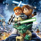 Awesome Lego Star Wars Art 16x12 Print Poster
