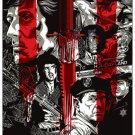 Rambo First Blood Movie Art 16x12 Print Poster