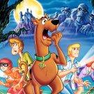 Scooby Doo Cartoon Art 16x12 Print Poster