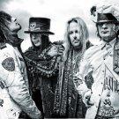 Motley Crue Rock Band Art 16x12 Print Poster