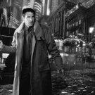 Blade Runner Sci Fi Movie Harrison Ford BW 16x12 Print Poster