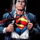 Clark Kent Superman DC Comics Art 16x12 Print Poster