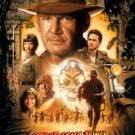 Indiana Jones Kingdom Of The Crystal Skull 16x12 Print Poster
