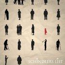 Schindler S List Movie Art Steven Spielberg 16x12 Print Poster