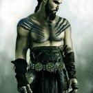 Game Of Thrones Khal Drogo Art TV Series 16x12 Print Poster