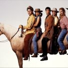 Friends Characters Horse TV Series 16x12 Print Poster