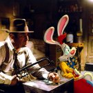 Who Framed Roger Rabbit Bob Hoskins Movie 16x12 Print Poster
