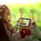 Sword Art Online Yuuki Asuna Anime Manga Art 16x12 Print Poster
