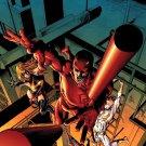 Daredevil Spider Man Marvel Comics Art 16x12 Print Poster