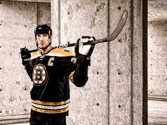 Zdeno Chara Boston Bruins NHL 16x12 Print Poster