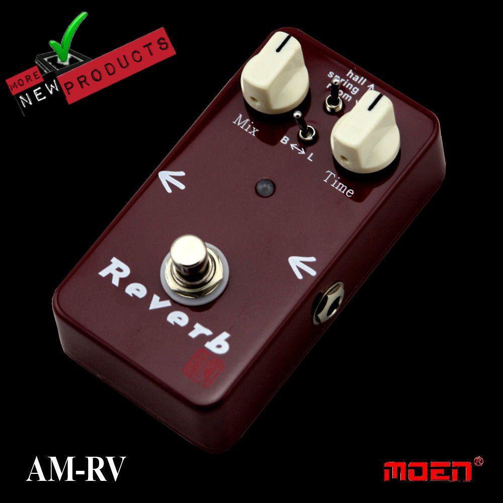 Moen AM-RV Reverb NEW JUST RELEASED!