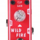 Tone City - Wild Fire Distortion Pedal (Riot Style) TC-T1