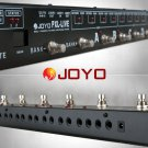 JOYO AUDIO PXL LIVE MIDI PROGRAMABLE LOOPER SWITCHING SYSTEM FOR EFFECTS