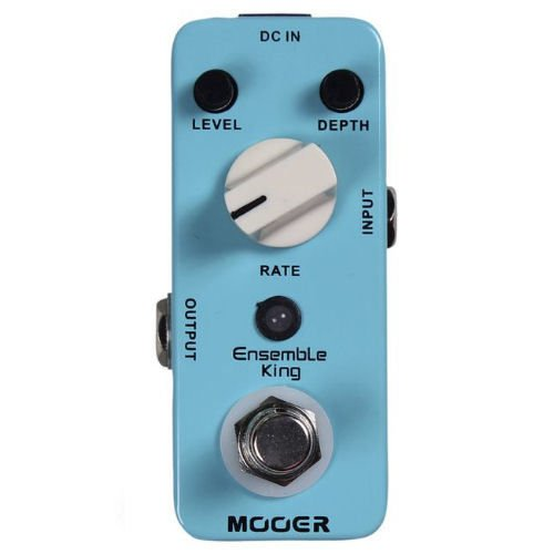 Mooer Ensemble King Analog Chorus Pedal True Bypass NEW IN BOX - FREE SHIPPING