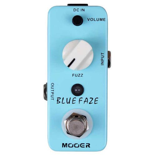 Mooer Audio Blue Faze Fuzz *BRAND NEW* Auth Dealer!