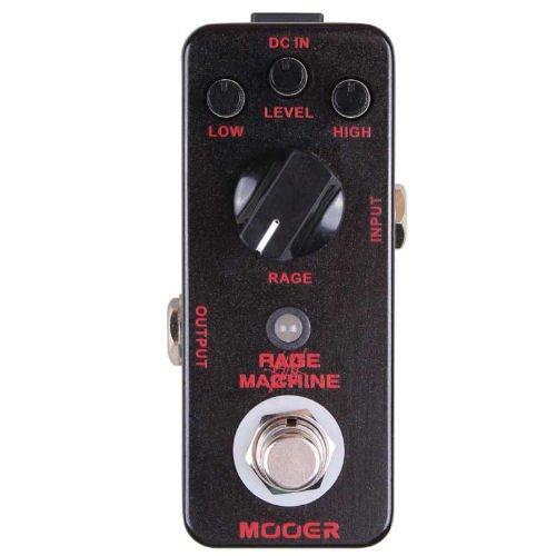 Mooer Audio Rage Machine Metal Distortion *BRAND NEW* Fast Ship!