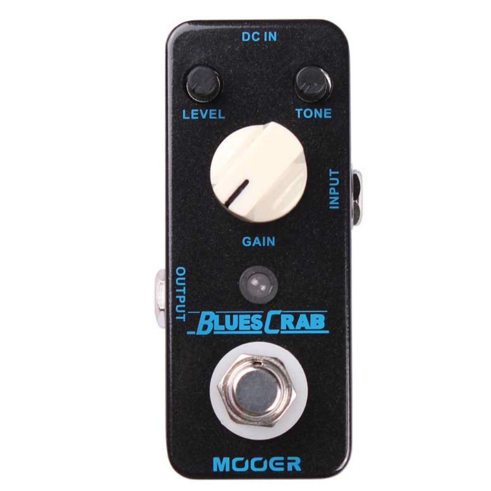 Mooer Audio Blues Crab Overdrive *BRAND NEW* Auth Dealer!