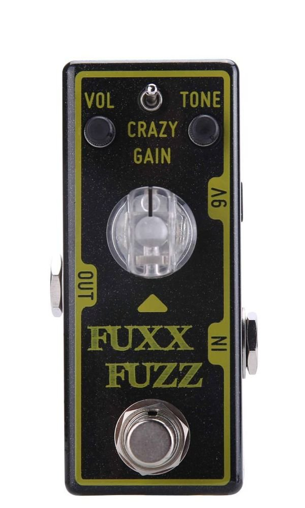 Tone City - Fuxx Fuzz Pedal (Ultimate Fuzz Style) - TC-T10