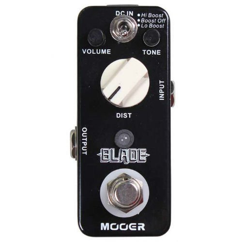 "Mooer Audio "" Blade "" Effects Pedal, Brand New, Free Shipping !"