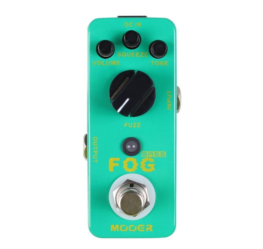 Mooer Audio Fog Bass Fuzz *BRAND NEW* Auth Dealer! Fast Ship