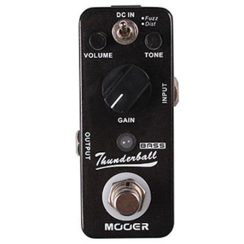 Mooer Thunder Ball Effects Pedal