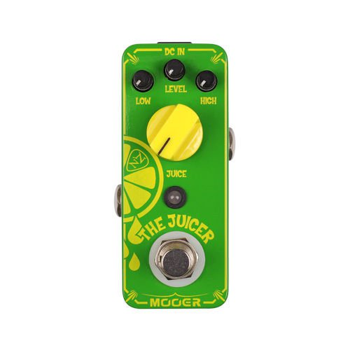 Mooer The Juicer Distortion/Overdrive Guitar Effects Pedal