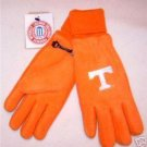 Officially Licensed NCAA Tennessee Volunteers VOL Ladies Lined Fleece Gloves NWT