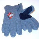 NWT Officially Licensed Iowa State Cyclones Mens Lined Fleece Gloves sz Large