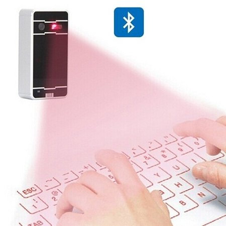 Wireless Laser Projection Keyboard With Mouse(WP-WLK01)