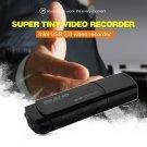 1080P USB Camera DVR (Motion Detect + 120 Degree Wide Angle)(DVR-11J)